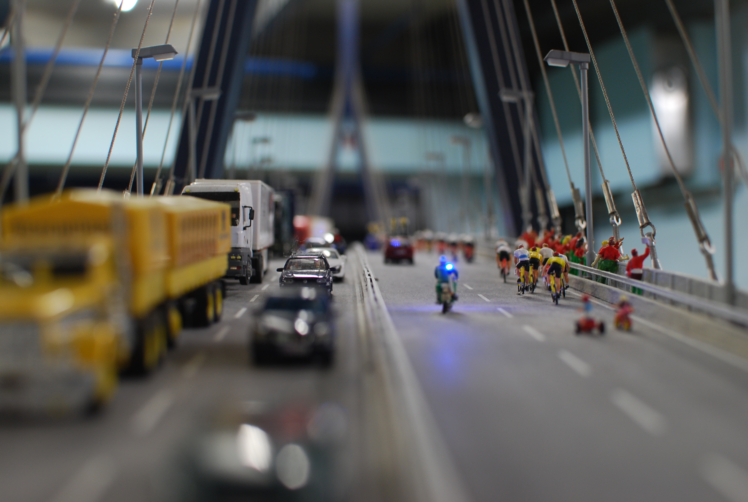 9.00 am – We're off to Miniatur Wunderland!