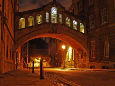 Take a sonic tour of Oxford