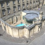 Quiet Street: a tour of Thermae Bath Spa