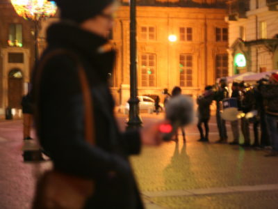 The dark brass band of Turin