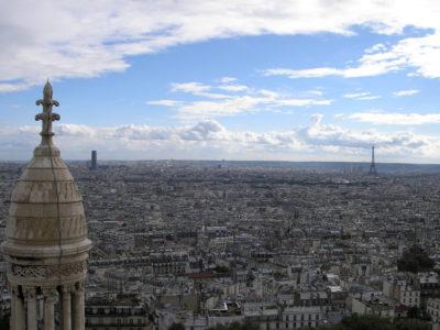 Montmartre: Paris is closing