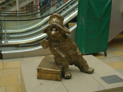 Paddington Station: brass bands, bears and Brexit