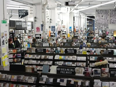 Rough Trade: Inside London's most famous record shop