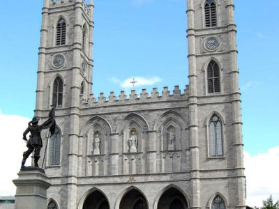 The sacred sounds of Montreal, Canada
