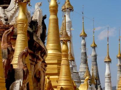 The sacred sounds of Myanmar