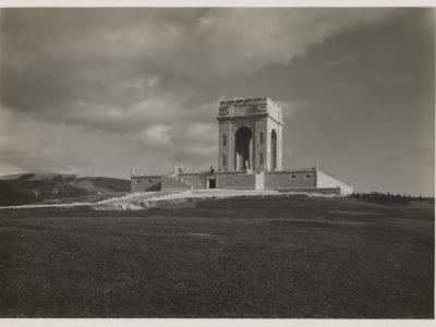The three mausoleums: Vigeland, Asiago & Turkestan