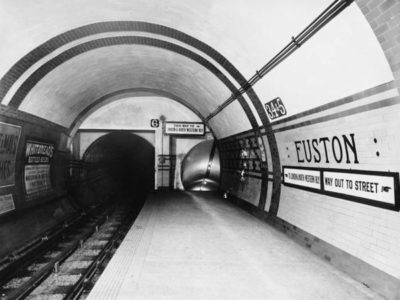 Euston, we have a problem…
