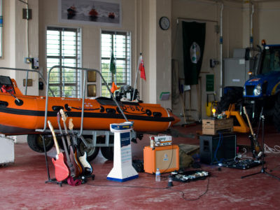 Remixing the RNLI