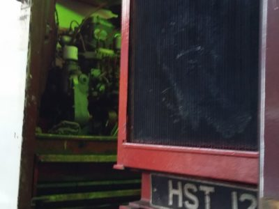 Behind the scenes at St Giles Fair, Oxford
