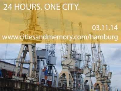 #Hamburgsounds – a new project from Cities and Memory