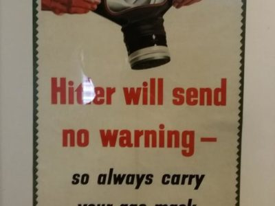At war with Germany (via Cardiff Castle)