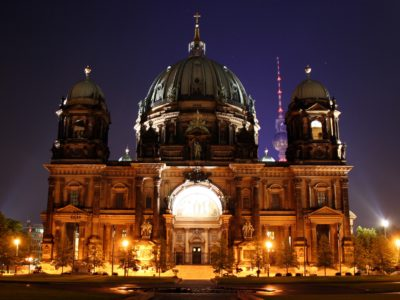 Finding a safe place in the Berliner Dom
