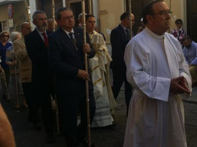 Corpus Christi Mysterium in Seville