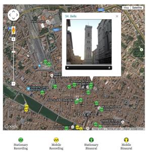 Firenze Sound Map