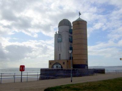 Trapped inside Swansea observatory