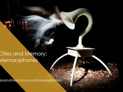 Cities and Memory installation across Oxford begins today