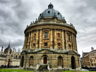 Bodleian Library: centuries of reading and study