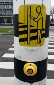 Amsterdam traffic signals.