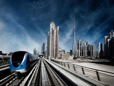 Post-rock on the Dubai metro