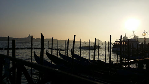 Venice's shipping forecast