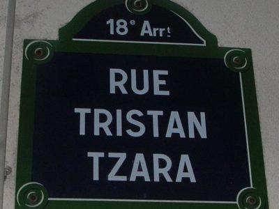 Dada sounds in Paris