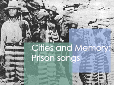 Prison Songs – launching today!