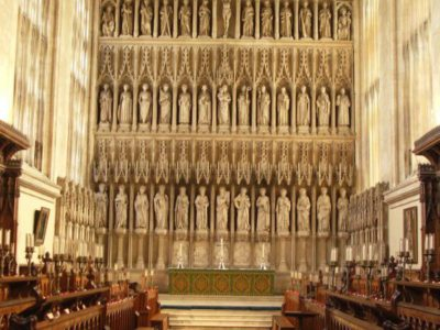 The sacred sounds of Oxford