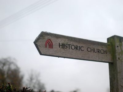 Sacred Spaces and the Churches Conservation Trust