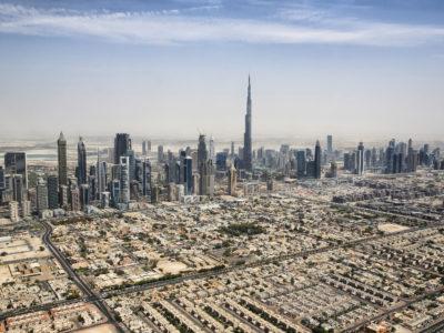 What Dubai is built on
