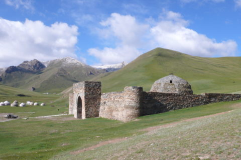 Tash Rabat Kyrgyzstan