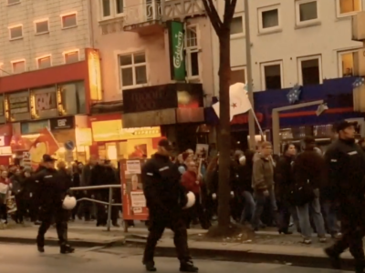 Islamic State, Donald Trump and terror on the Reeperbahn