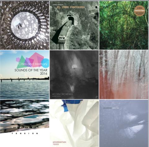 field recording albums