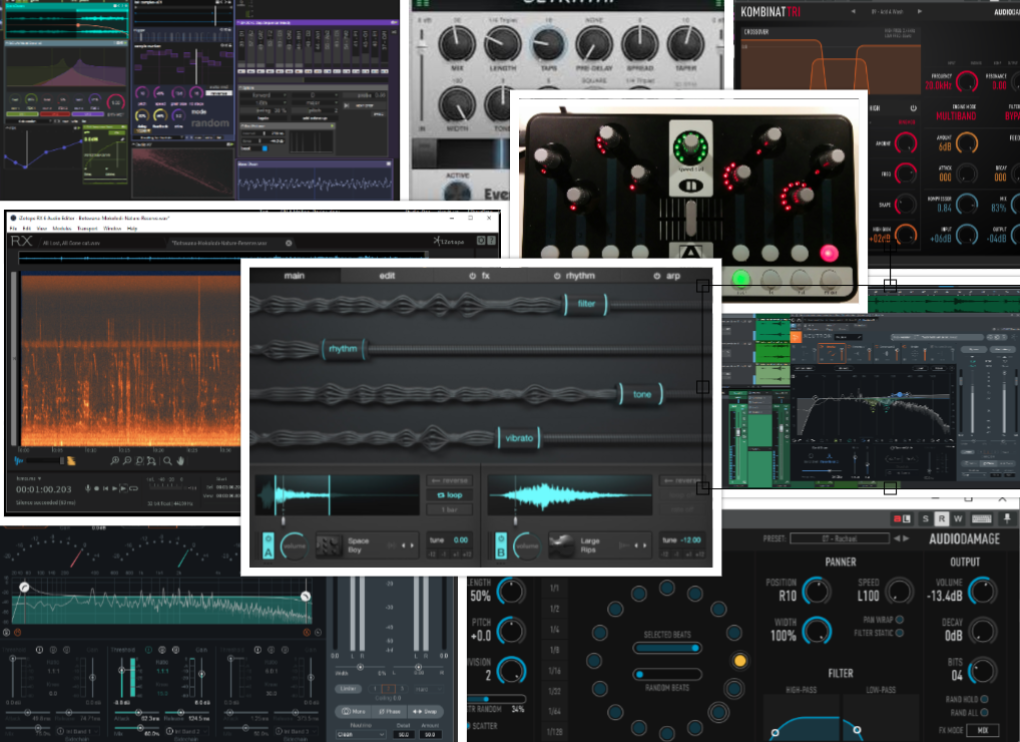 Best sound design tools of 2017 - review of plugins, FX and