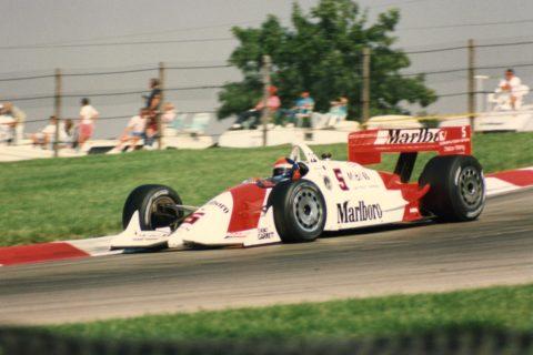 Indy Lights race