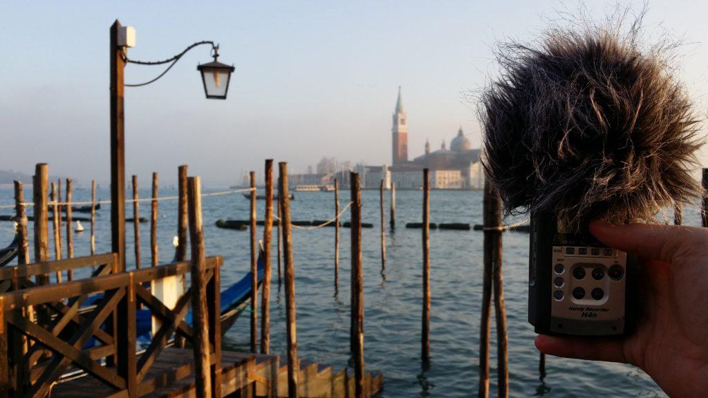 Venice field recording