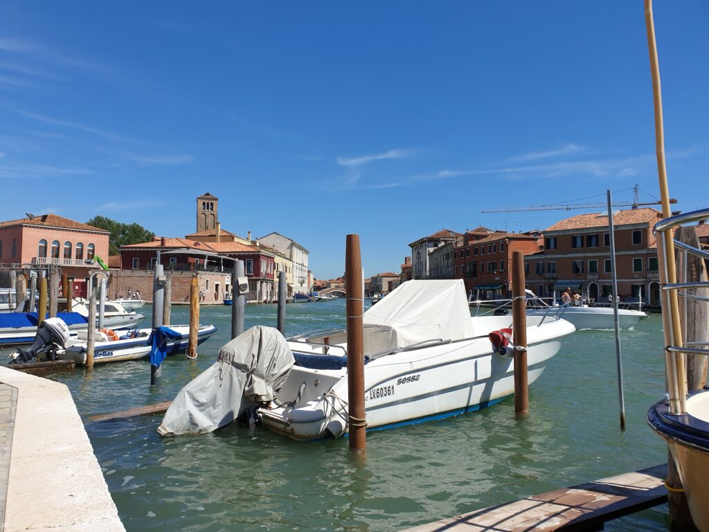 sounds from murano, Venice